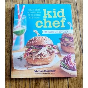 Other - Kid Chef: The Foodie Kids Cookbook
